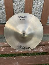 "More details for zildjian avedis splash 8"" (1980s(1990s) - rare - free postage"