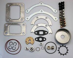 T3 T4 T3/T4 T04E T04B Turbo Charger MAJOR Rebuild Repair Kit for Standard Shaft