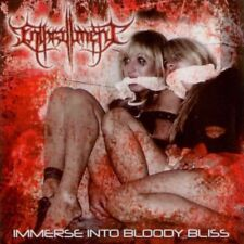 Enthrallment - Immerse Into Bloody Bliss - CD  Grindcore, Death Metal