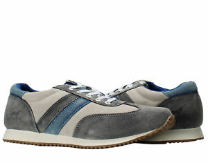 Howling Wolf Adelaid Grey/Navy Men's Casual Shoes ADELAIDE-014