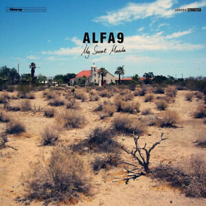 ALFA 9 My Sweet Movida (2018) Limited Edition 180g Clear vinyl LP NEW/SEALED