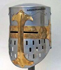 Armor Templar Helmet Knight Costume