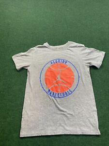 University of Florida Gators Basketball Shirt Youth Medium Jordan Nike Fast Ship