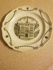 Vintage Wedgwood Collector's Plate Of London Views Guild Hall