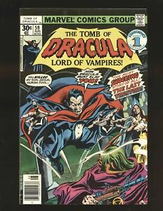 Tomb of Dracula # 59 VF/NM Cond.