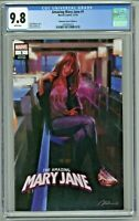 Amazing Mary Jane #1 CGC 9.8 Unknown Comics Edition C Gerald Parel Variant Cover