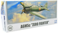"Premium Hobbies A6M5c ""Zero Fighter"" 1:72 Plastic Model Airplane Kit 128V"