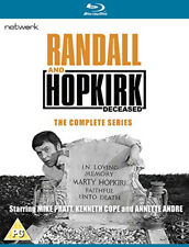 Randall and Hopkirk (Deceased): The Complete Series Blu-Ray (2017) Kenneth