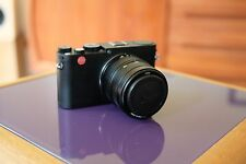 Leica X Vario 18430 16.2MP Digital Camera - Black