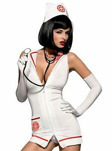 Obsessive Emergency Dress Costume Suit - size XXL