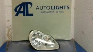 Nice Passenger Headlight Halogen Headlamps Fits 03-06 PORSCHE CAYENNE 109904