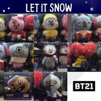 BTS BT21 Official Authentic Goods Plush Doll Winter Collection Christmas Ver
