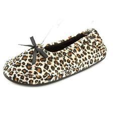 39 Pantofole da donna marrone