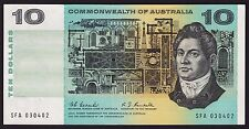 Ten Dollars $10 Australian Banknote 1967 Coombs Randall P-302