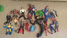 Marvel figures Bundle Toys Ghost Rider Carnage Venom géant Wolverine Thor