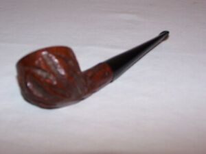 Courtley Imported Briar Carved Smoking Tobacco Pipe