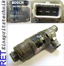 Leerlaufregler BOSCH 0280140505 VW Scirocco 16 V 034133455 original