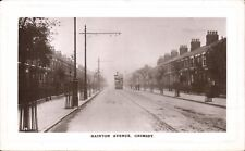 Grimsby. Hainton Avenue in FCC Series. Tram.
