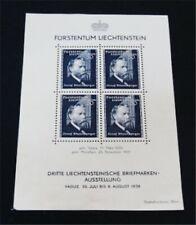 nystamps Liechtenstein Stamp # 151 Mint OG H $28 F19y2858