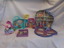 LPS LITTLEST PET SHOP Get Better Center + Journal + Pets + Accessories + Case
