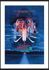 Una pesadilla en Elm Street 3 * * Guerreros De Sueños ***/375 * vendido * Mondo