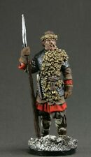 Toy tin soldiers 54mm. Viking.