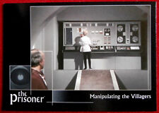 THE PRISONER Auto Series - Vol 1 - MANIPULATING VILLAGERS - Card #47 Cards Inc