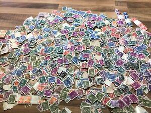 Third Reich Stamps - Bohmen und Mahren Hitler 2300+++ 99HT