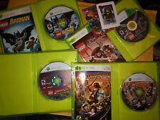 LEGO Pirates of the Caribbean: The Video Game Xbox 360. Batman Indiana Jones 1/2