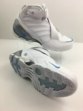 Nike Zoom Air Vick 3 III Trainer White University Blue Turf 832698-100 Size 13