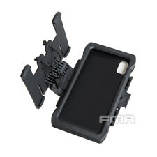 FMA Tactical Phone Case Mobile Pouch MOLLE Hunting Shell For Iphone Xs Max Gear