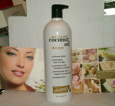 Natural OLIOLOGY Nutrient-Rich Coconut Oil Shampoo 946ML ~Nourishes Hair & Scalp