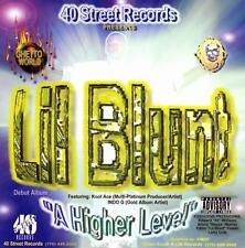 New: Lil Blunt: Higher Level  Audio CD