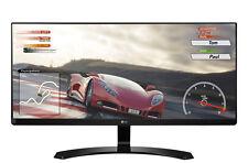"""LG 29UM68-P 21:9 29"""" UltraWide Full HD IPS Freesync LED Monitor Black"""