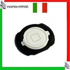 TASTO Bianco Bottone HOME per IPOD TOUCH 4 Generazione  APPLE Ricambio Pulsante
