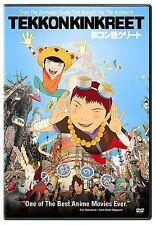 Tekkonkinkreet (DVD, 2007) One of the Best Anime Movies Ever.  NEW