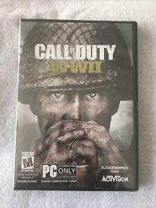 Call Of Duty WW2 Steam Key (PC)