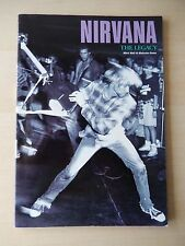 Nirvana - The Legacy - Book by Mick Wall, Malcolm Dome - 1996