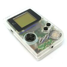 Nintendo GameBoy - Konsole #transparent Classic DMG-01 Custom Case NEUWERTIG