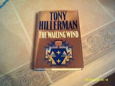 The Wailing Wind by Tony Hillerman (2002, Hardcover)  First Edition
