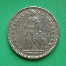 1968 Suisse 2 franc SNo51038