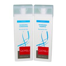 GKMBJ  Nourishing Shampoo & Conditioner 250ml - Reconstructs Hair - Rebuilds