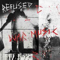 Refused - War Music CD NEU OVP