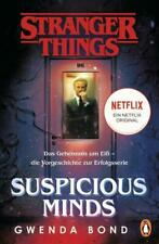 Stranger Things: Suspicious Minds - DIE OFFIZIELLE DEUTSCHE AUSGABE - ein NETFLI