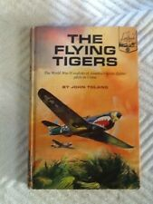 The Flying Tigers  by  John Toland (Landmark  Book 1963)