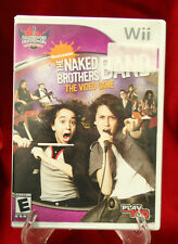 Nintendo Wii - Rock University Presents: The Naked Brothers Band (2008)