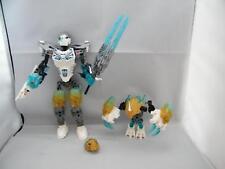 Lego Bionicle 71311 Kopaka and Melum Unity/Uniter Ice Complete Assembled Figures