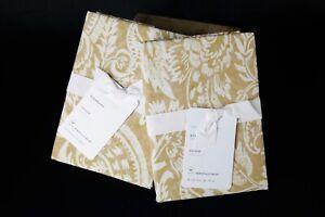 *NEW* w/tags $49.50 Pottery Barn Alessandra Organic Cotton Percale Standard Sham