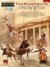 The Piano Guys Uncharted Sheet Music Piano Play-Along Book and Audio 000202549