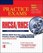 RHCSA/RHCE Red Hat Linux Certification Practice Exams with Virtual Machines 2013